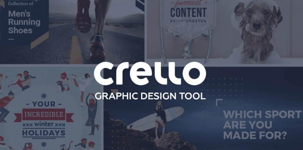crello приложение дизайн