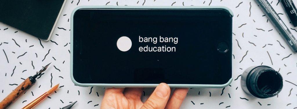 Бесплатные уроки от Bang Bang Education