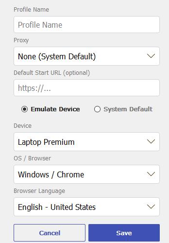 Полностью бесплатный антидетект браузер