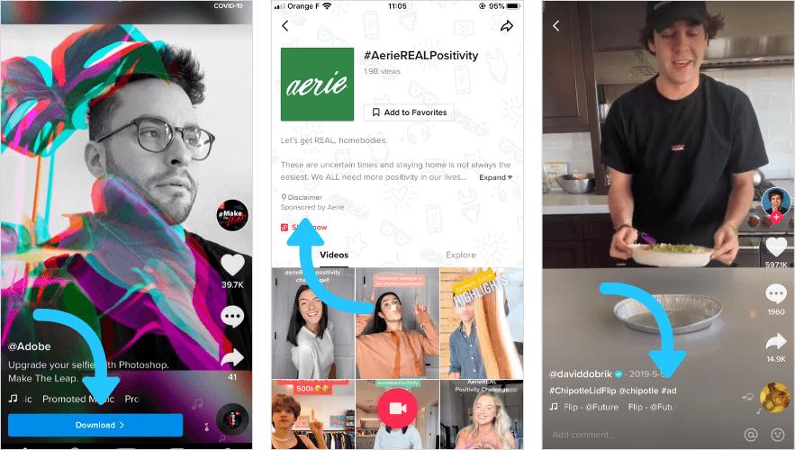 TikTok запускает новые рекламные форматы для e-Commerce