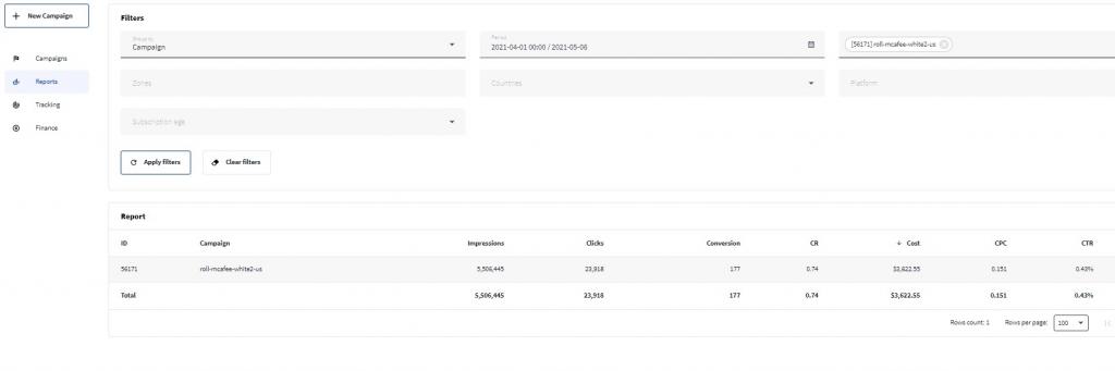 Кейс о том, как получить $2880 на антивирусе Джона Макафи в США